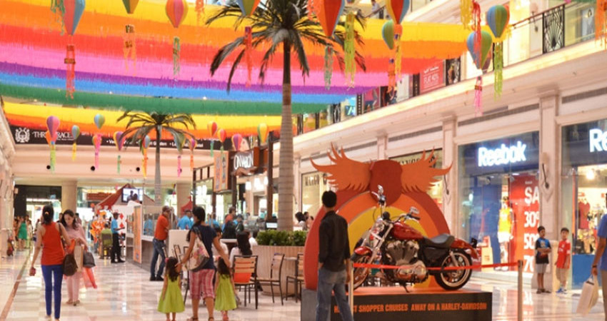 The DLF Forthcoming Mall - More Focus On Entertainment And Food