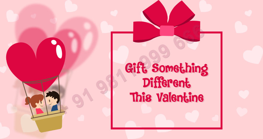 Valentine's Day Gifts 2018 | Gift Something Different