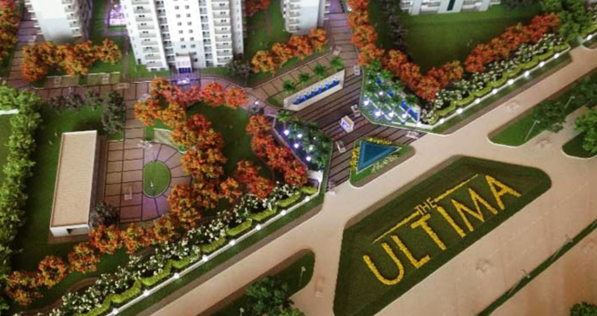DLF ULTIMA - True homes for true buyers