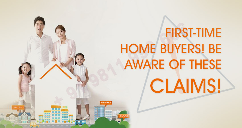 First Time Buyer! Be Aware of these Claims!