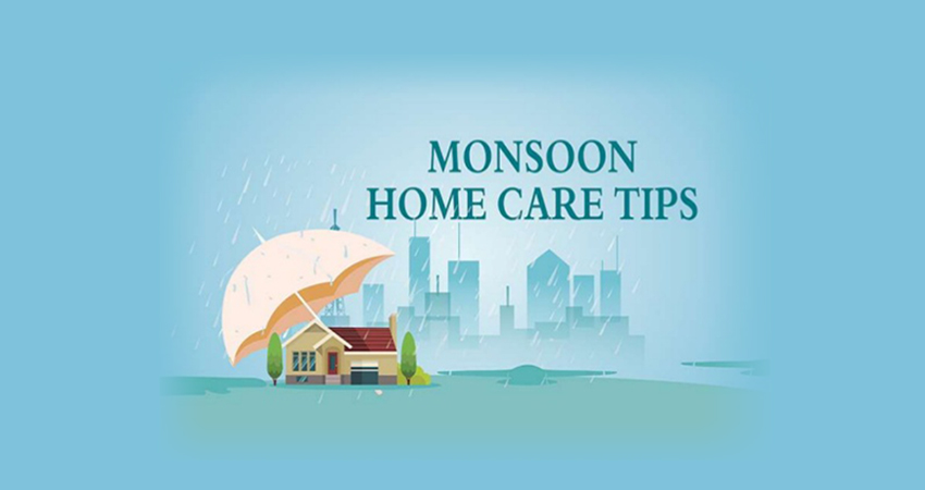Enjoy Your Monsoons! Save Your Home! Follow Few Tips!