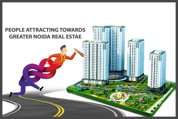 Greater Noida A New Center of Attraction for Real Estate