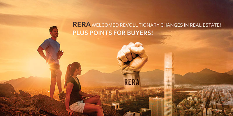 Rera Come Up With Plus Points For Buyers