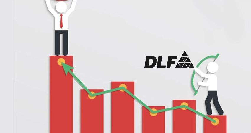 DLF - Net profit during Jan-Mar quarter Rs. 219.68 crore