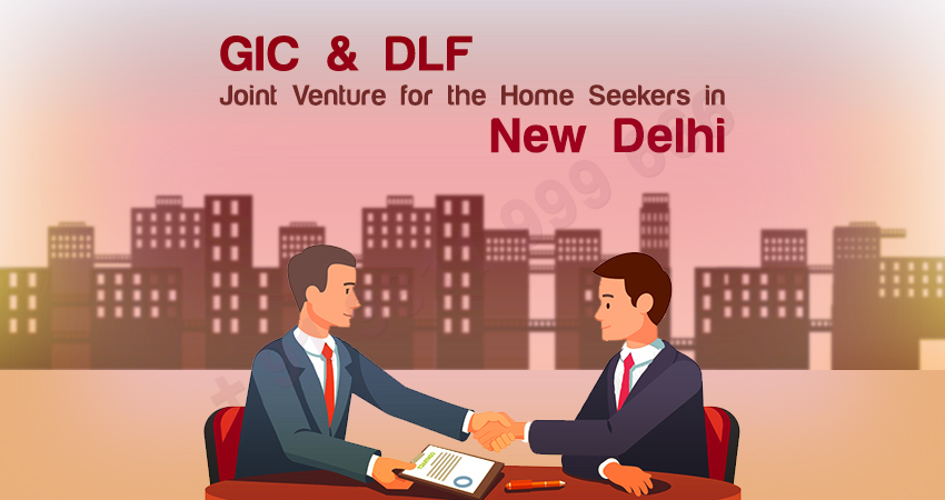 DLF Midtown - GIC & DLF Joint Venture for the Home Seekers in Moti Nagar New Delhi