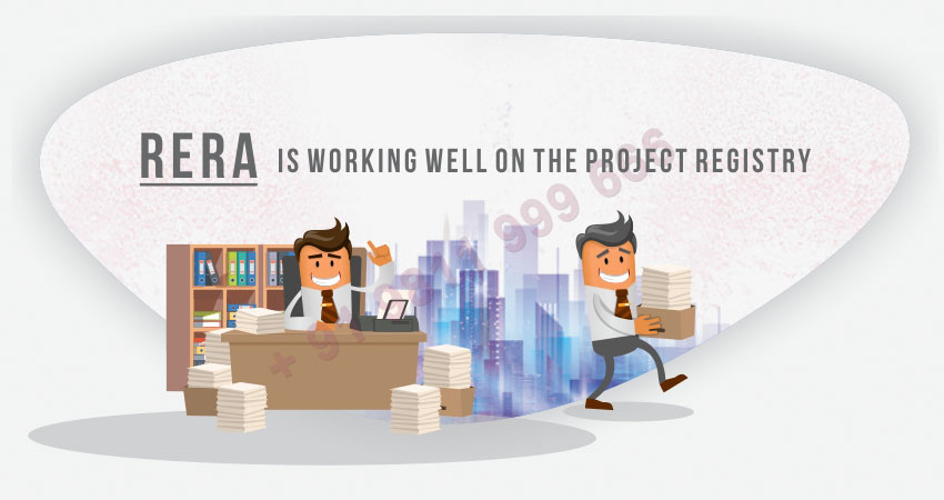 RERA is Working well : Around 20,000 Projects Registered