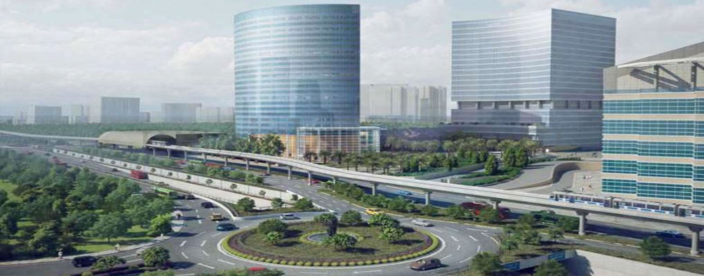 DLF Two Horizon Center Gurgaon