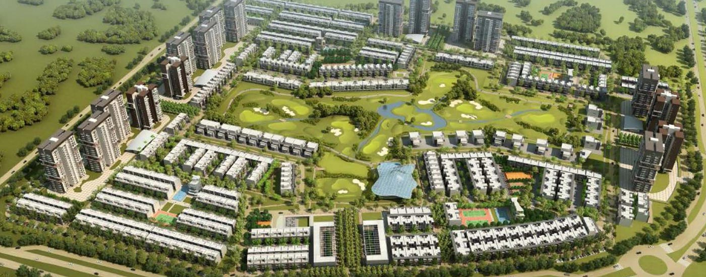 Godrej Golf Links Sector 27