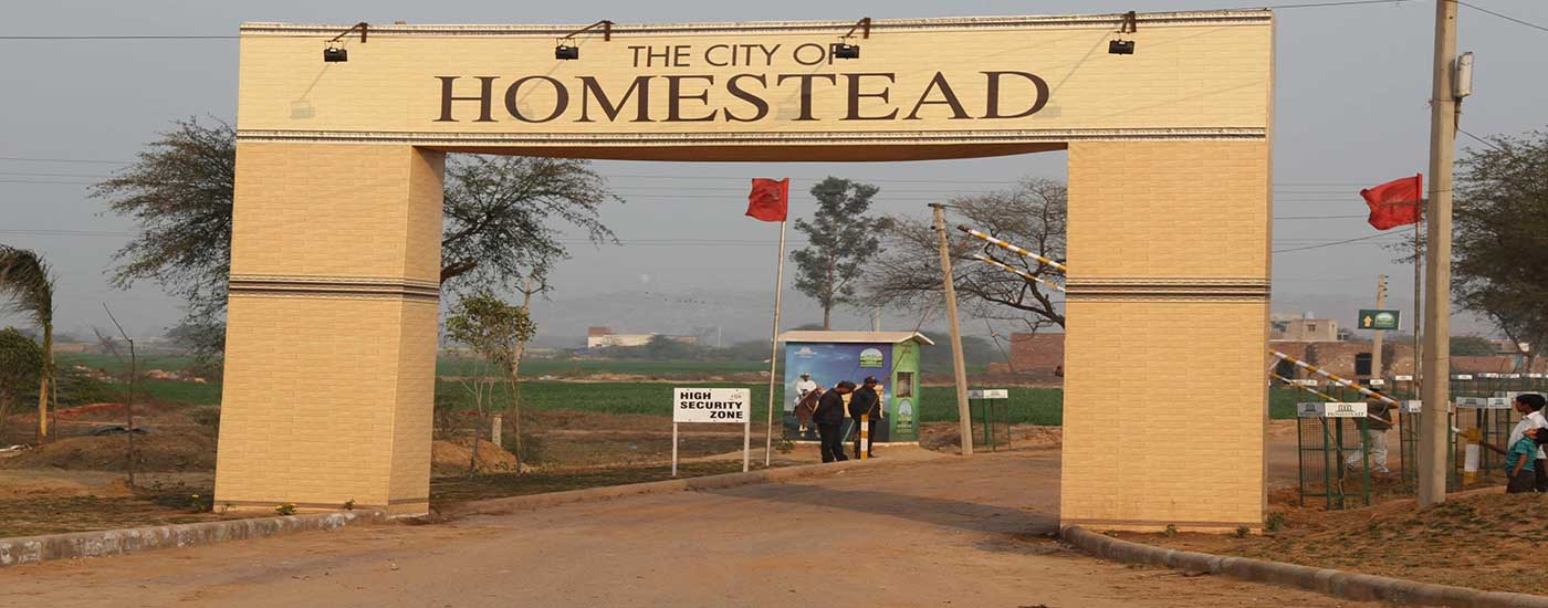 Homestead Cuteburrow Residences Sohna