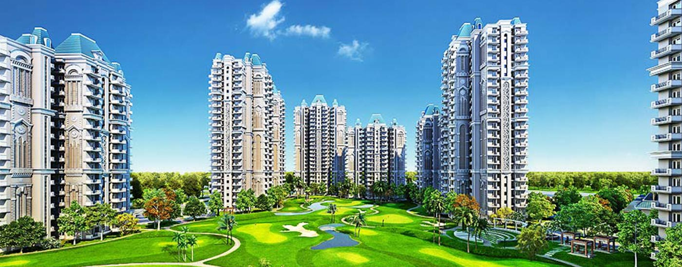 Gold Souk Golf Links Floors Sohna