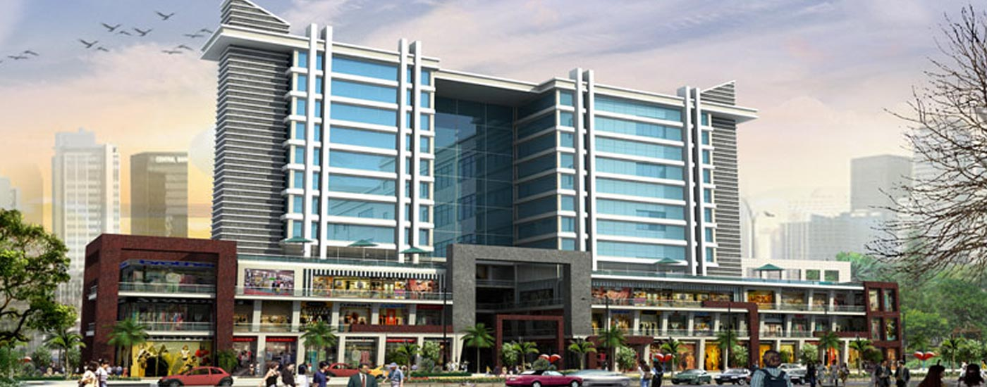 Ansal Hub Gurgaon