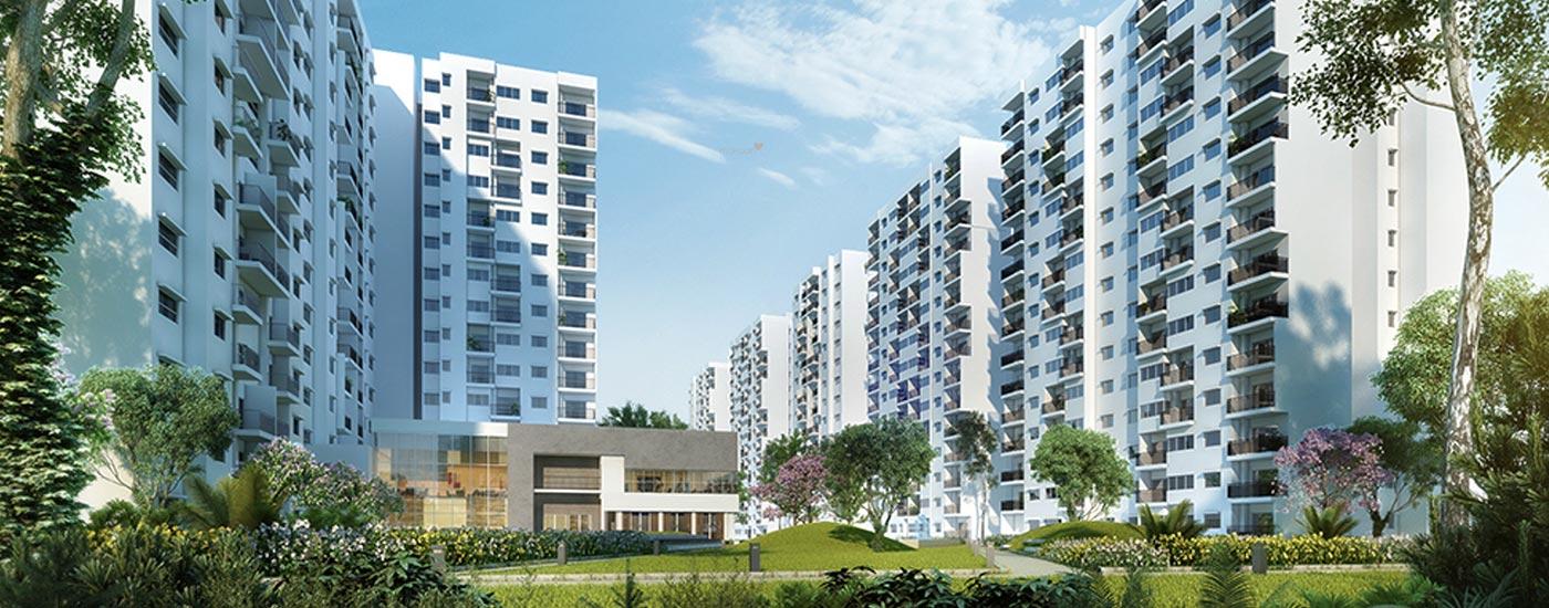 Godrej Avenues Yelahanka Bengaluru