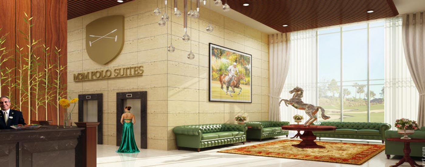 M3M Polo Suites Gurgaon