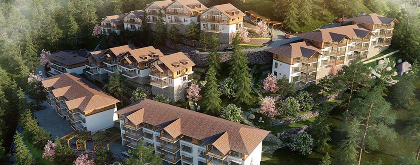 Silverglades Hill Homes Kasauli