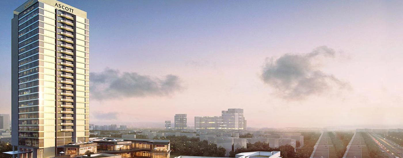 IREO Ascott Service Apartments