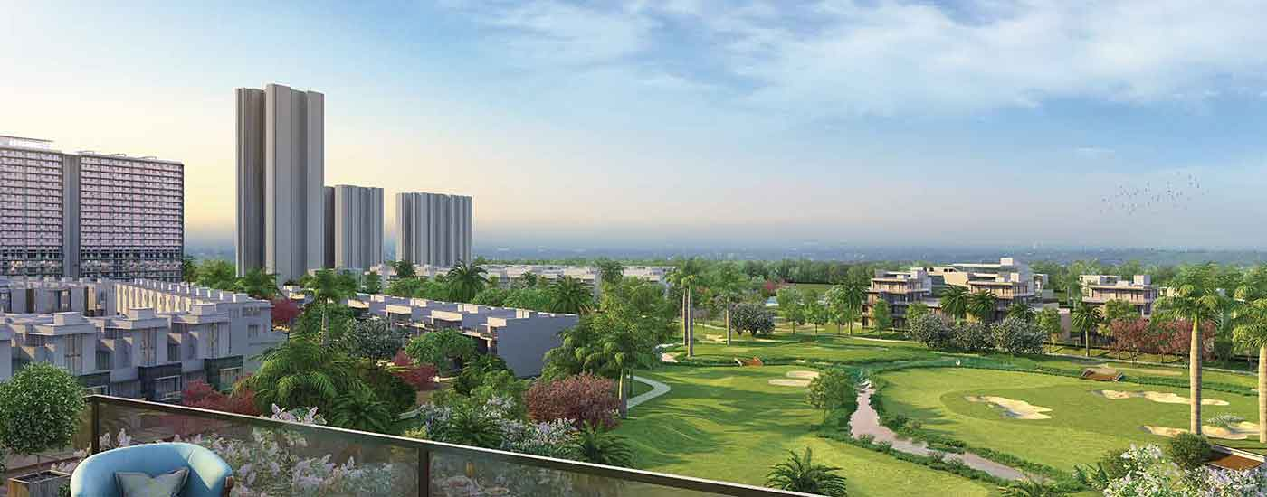 Godrej Park Avenue Golf Links