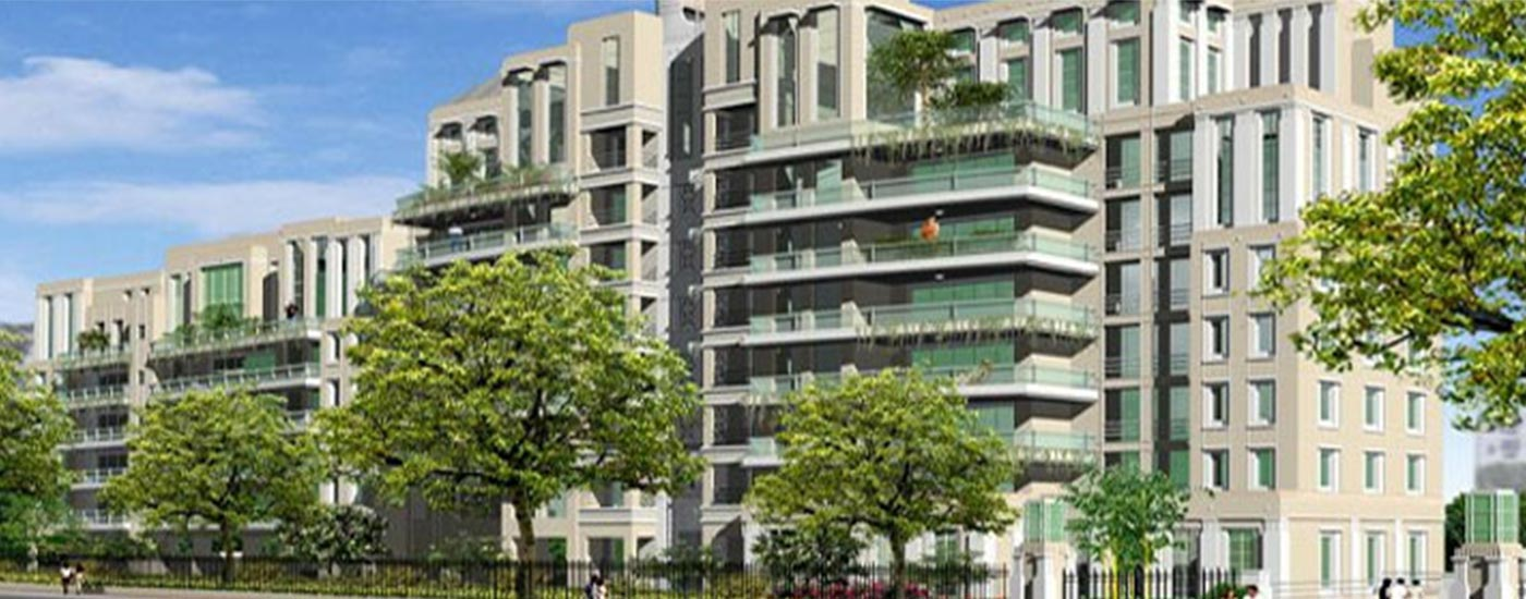 DLF Queens Court New Delhi