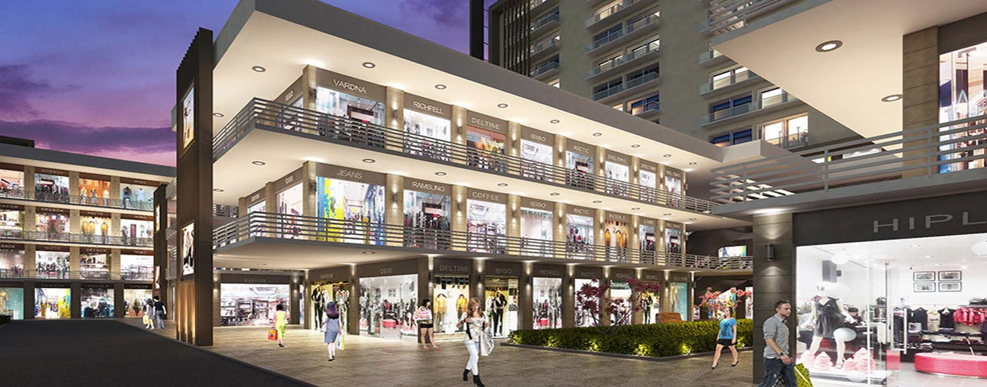 Orris Market City Gurgaon