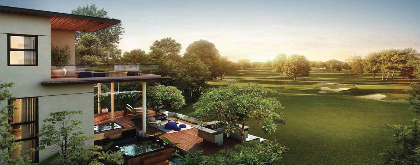 Godrej Evoke Villas Greater Noida
