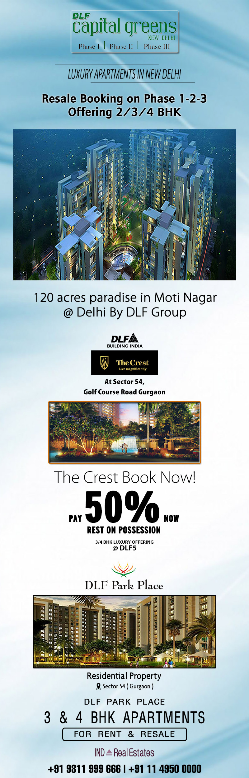 DLF Projects