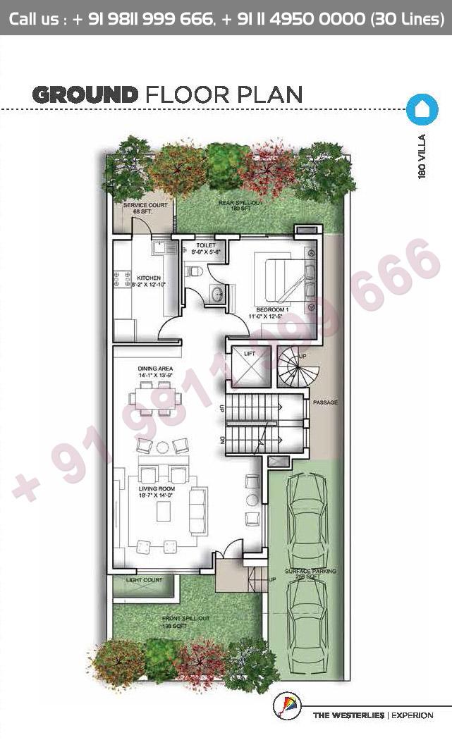 Ground Floor Plan