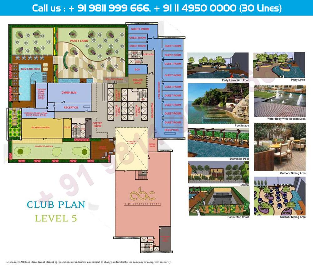 Level 5 Club Plan