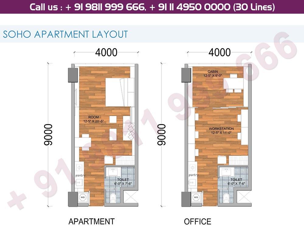 Soho Apartment