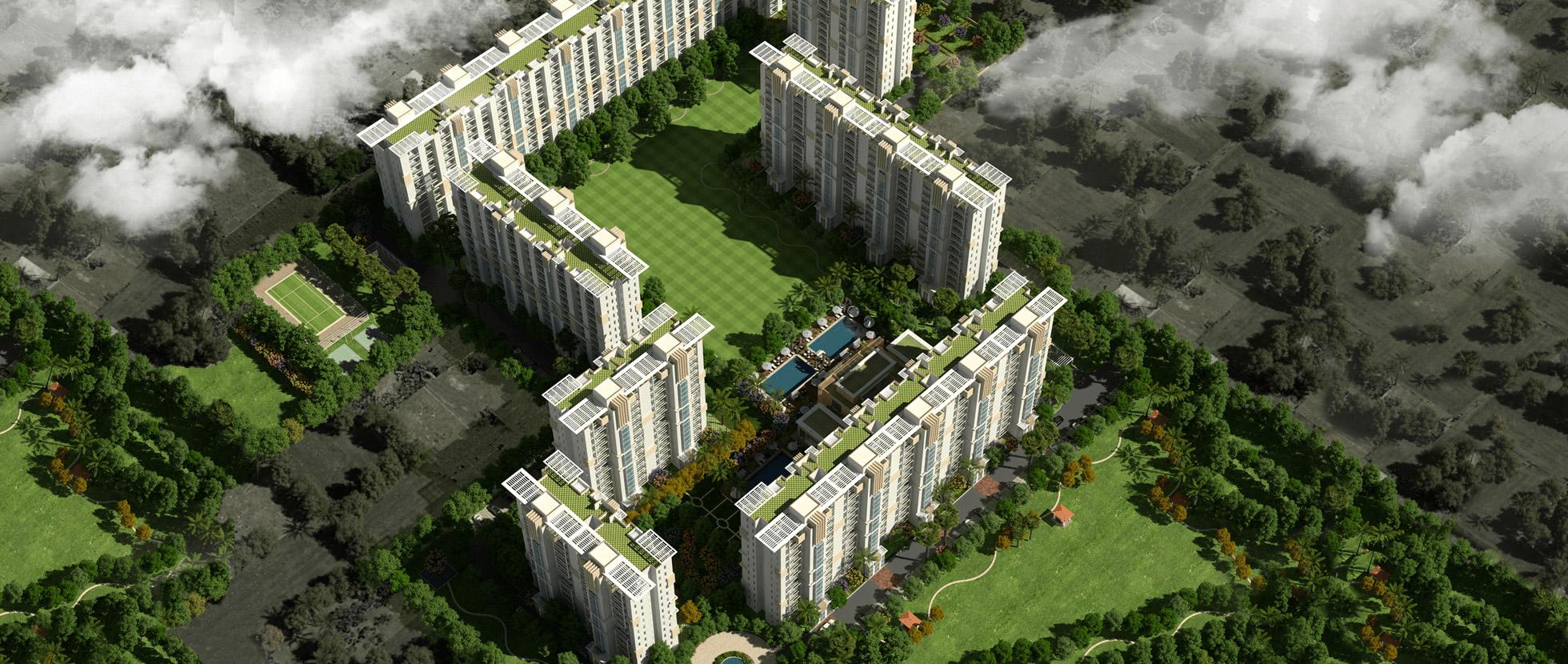 Emaar Gurgaon Greens Sector 102