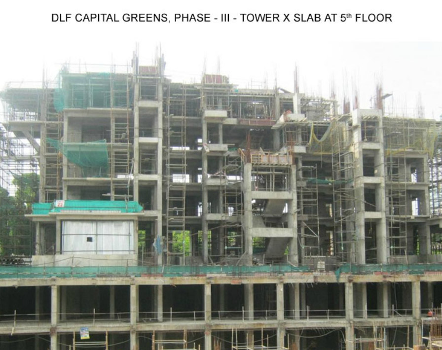DLF Capital Greens Phase 3 Delhi