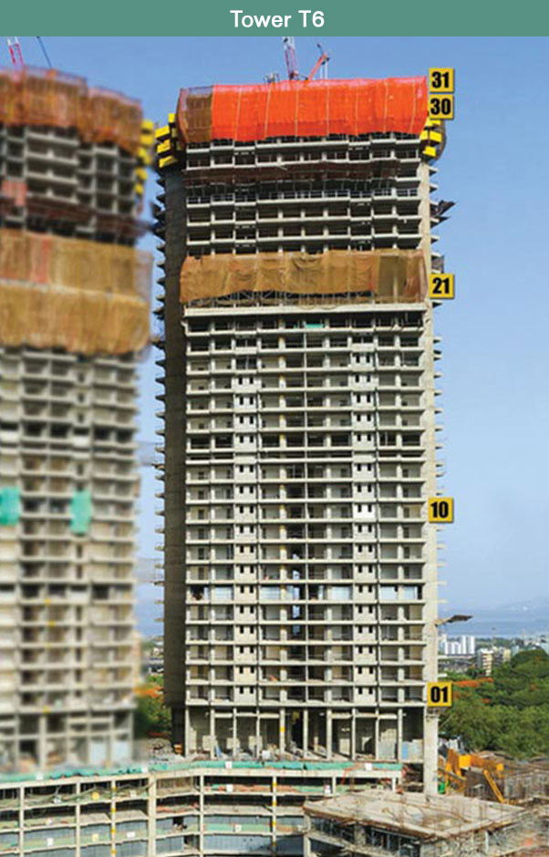L&T Crescent Bay Parel Mumbai