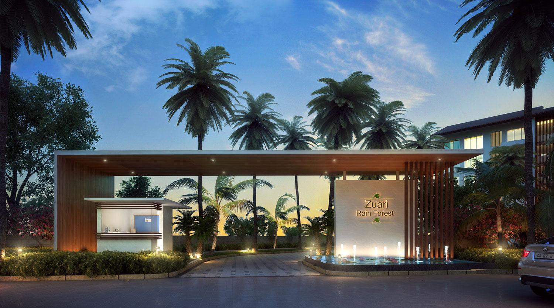 Zuari Rainforest Goa