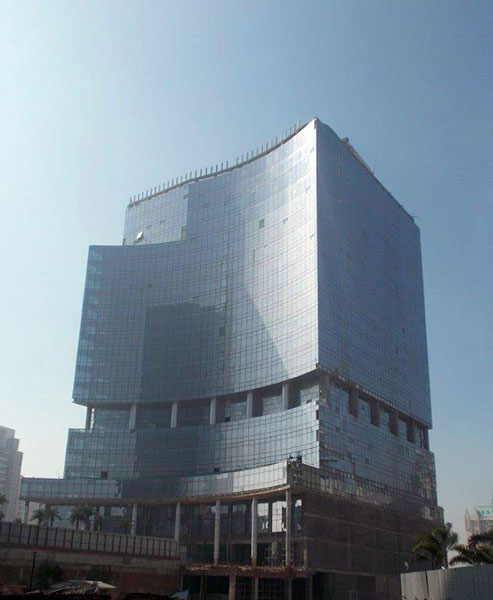 DLF Two Horizon Center Gurgaon