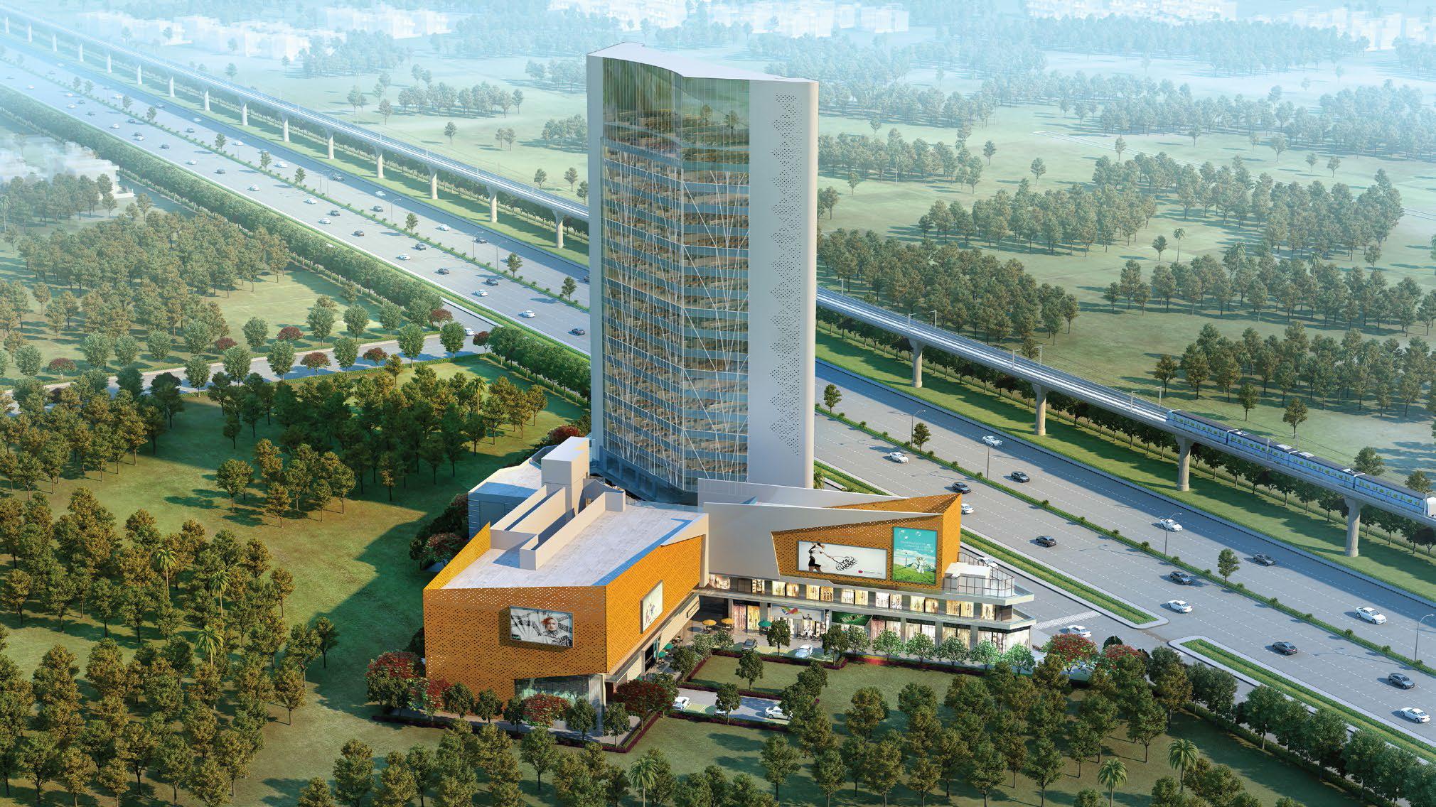 83 Metro Street Gurgaon Dwarka Expressway