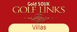Gold Souk Golf Links Villas