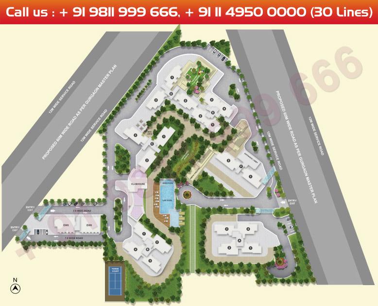 Tata Gurgaon Gateway Master Plan