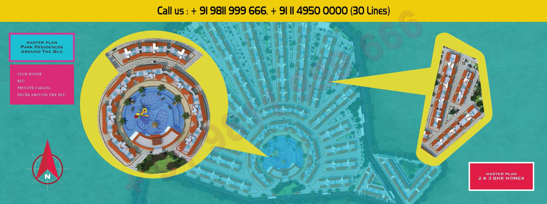 Master Plan - Adora De Goa Dabolim