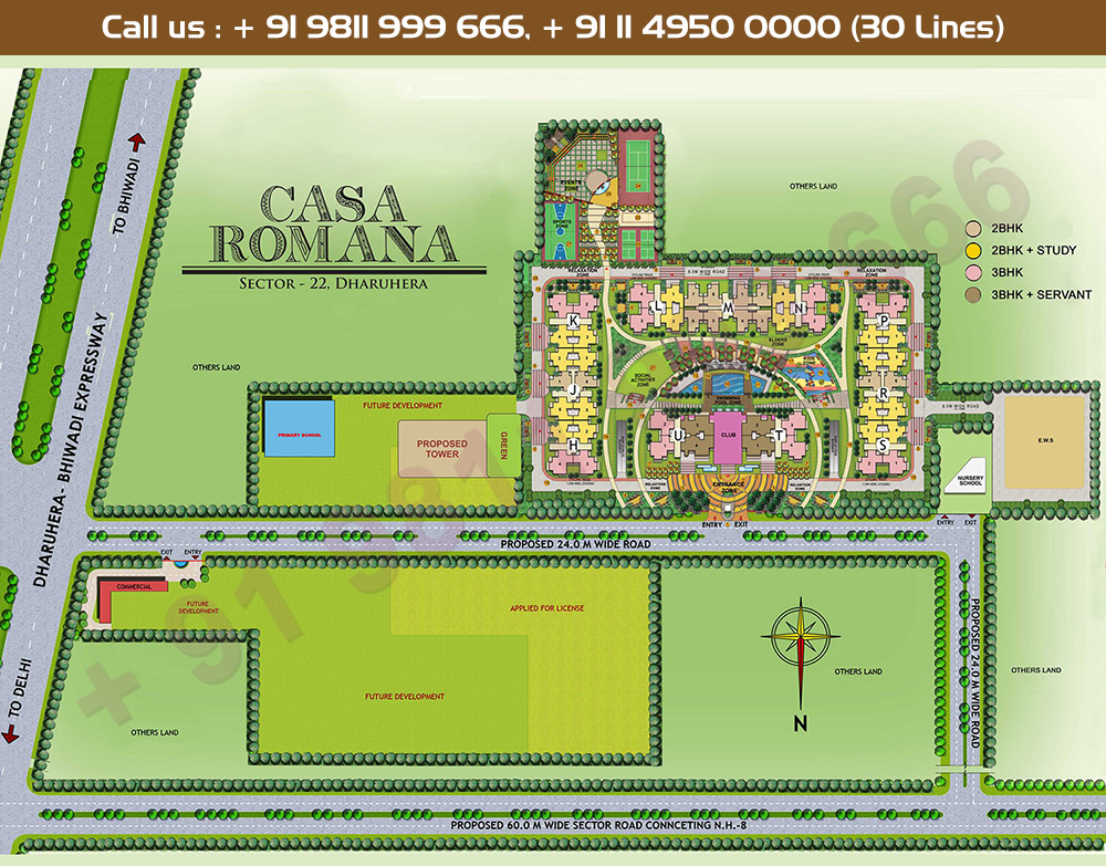 Master Plan - DPL Casa Romana