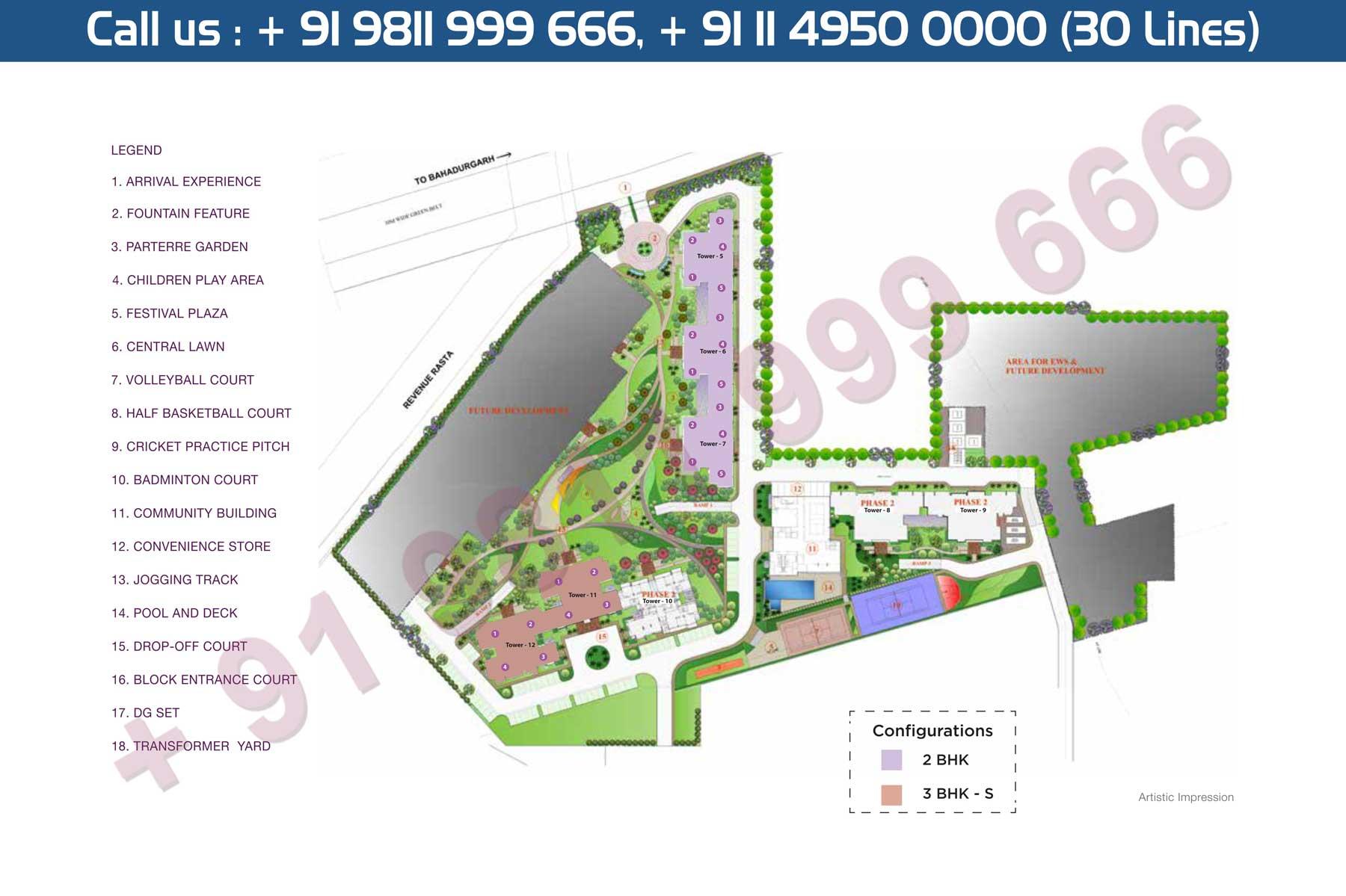 Tata New Haven Master Plan