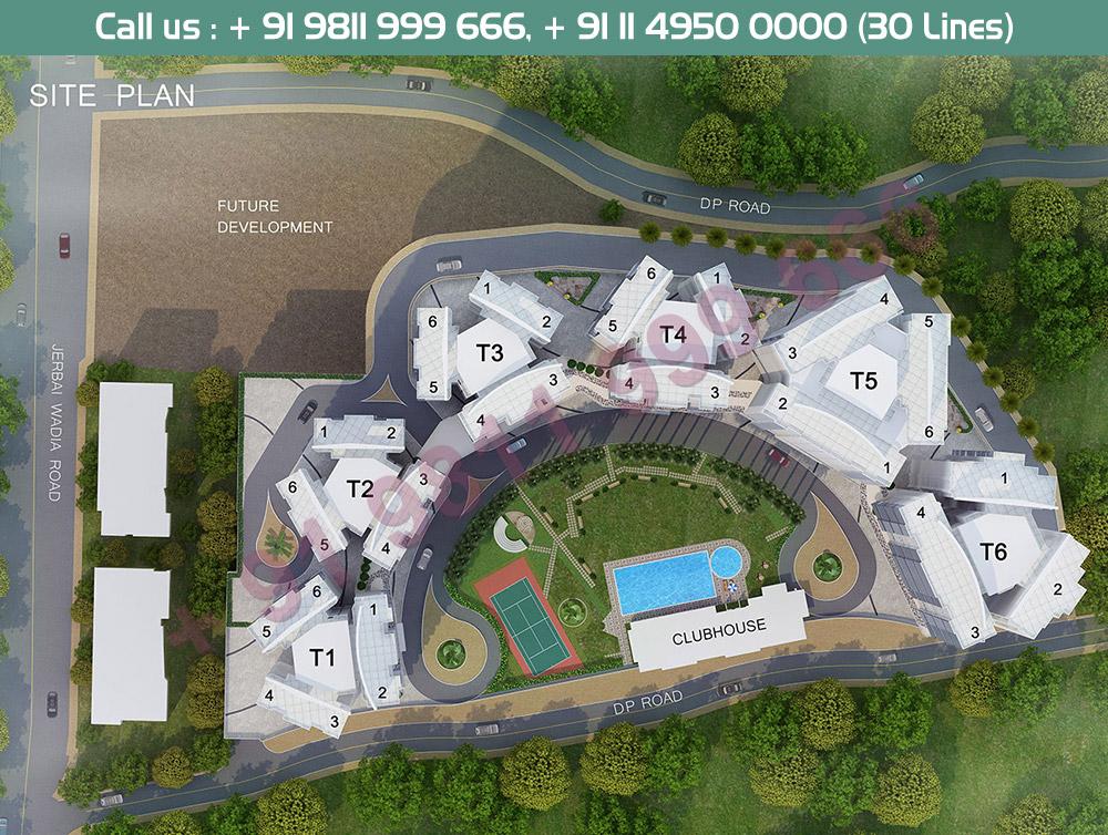 L&T Crescent Bay Site Plan