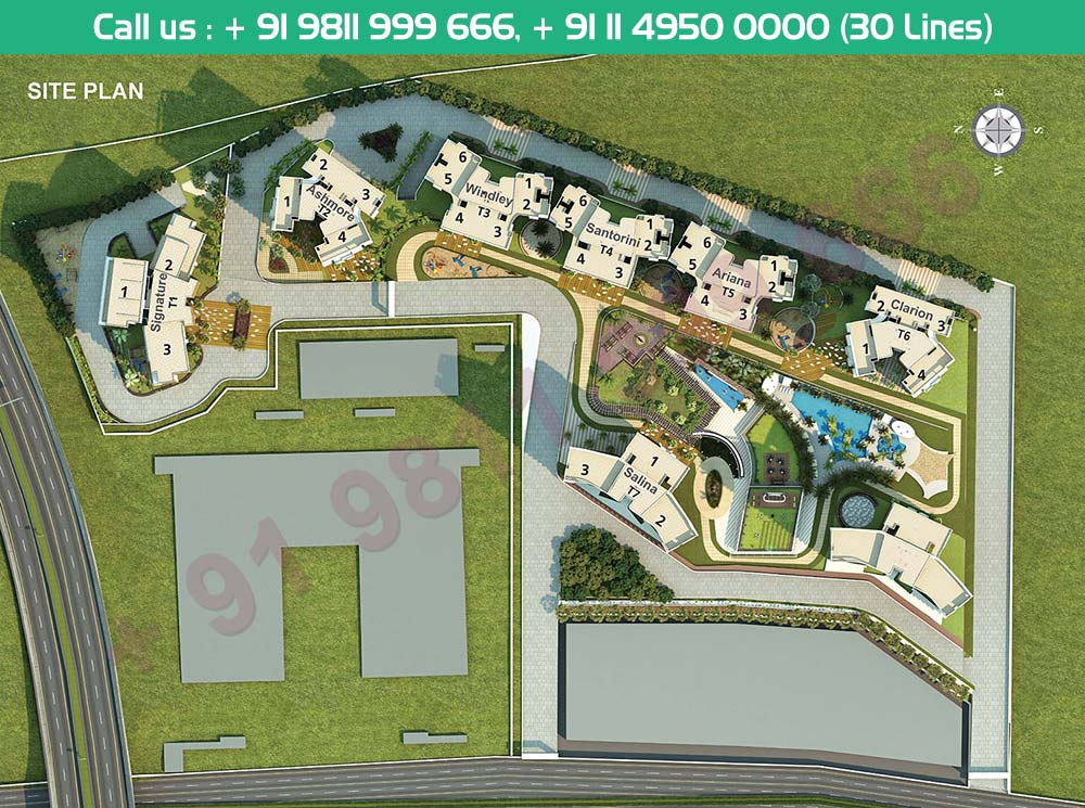 L&T Emerald Isle Site Plan